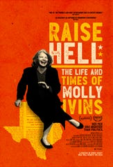 """Raise Hell: The Life and Times of Molly Ivins"" opens at Grail Moviehouse on Sept. 20. It has an Asheville connection."
