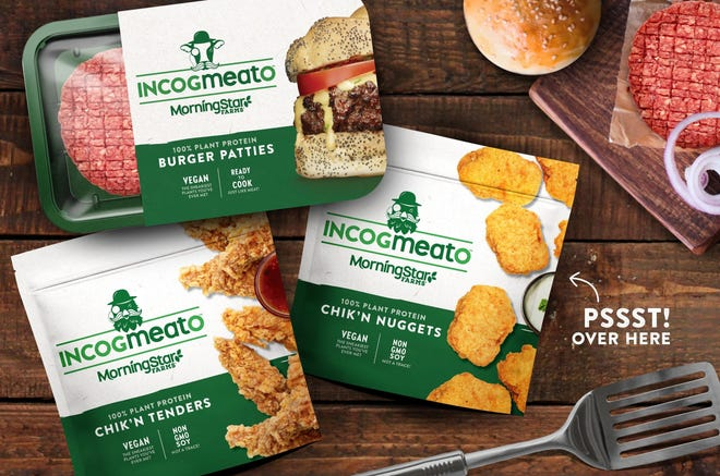Kellogg Co. will be releasing their 'incogmeato' product line in early 2020.