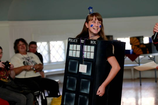 The costume contest returns this year to RoberCon, a science fiction and pop culture convention at Roberson Museum and Science Center, on Sept. 28-29.
