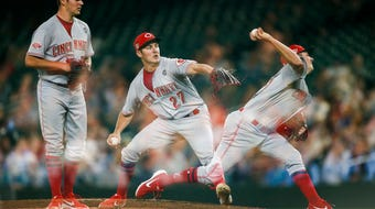 Reds pitcher Trevor Bauer had another rough start Sunday in a loss to the New York Mets