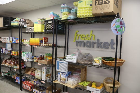 The student food pantry at Austin Peay State University has been in operation since 2011.