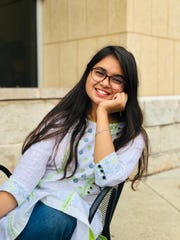 RU-FIT, a mandatory course for first-year international students, helps students like Anusha Gupta transition to life at Rutgers and in the United States.