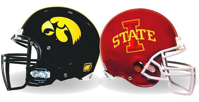 Cy-Hawk football fans in Central Iowa could face a TV blackout of the biggest game in the long series, when it's another Iowa  State-Iowa game on Sept. 11 at Jack Trice Stadium in Ames.