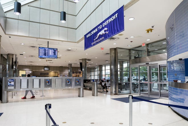 The Michigan Department of Transportation has put its plans to sell the Greyhound Station property on Howard Street in Detroit on hold and have Greyhound relocate to the Amtrak Station in New Center. The Amtrak Station was deemed inadequate.