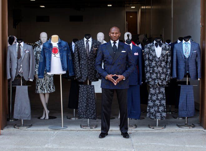 How Steve Harvey Helped Tayion Designer Make It Big In Fashion
