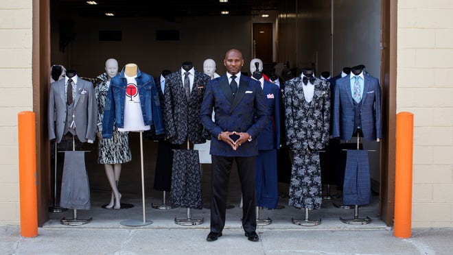 How Steve Harvey Helped Tayion Designer Make It Big In Fashion