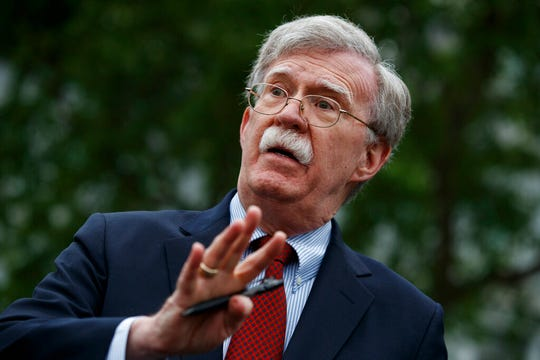 They are the ghosts of the House impeachment hearings. Vice President Mike Pence. Secretary of State Mike Pompeo. Energy Secretary Rick Perry. Acting White House Chief of Staff Mick Mulvaney. And perhaps most tantalizingly, the mustachioed John Bolton, President Donald Trump's former national security adviser.
