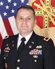 U.S.  Army Col. Jeffrey P. Lucas