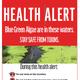 Do algae warning signs around Lake Okeechobee signal more than health risks?
