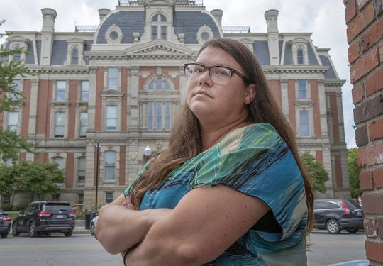 Susan Byer filed a wrongful termination claim against the Hamilton County treasure's office in 2018.