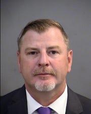 Mugshot of Clark County Circuit Judge Andrew Adams.