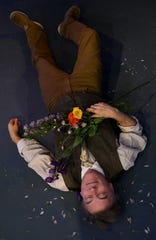 """Tim Budd as the titular Uncle Vanya in Riverside Theatre's 2019 production of """"Uncle Vanya."""""""