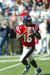 Former Ole Miss QB and retired NFL return man Micheal Spurlock now coaches wide receivers at Southeastern Louisiana.