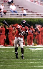 Former Ole Miss QB and NFL return ace Micheal Spurlock now coaches wide receivers at Southeastern Louisiana.