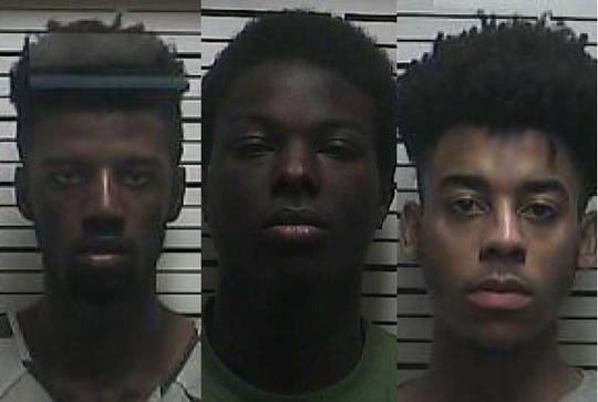 Kalib Jones, 20, Isaiah Hart, 20, and Raschad Windham, 21, were indicted by a Weakley County Grand Jury on charges of first-degree murder, especially aggravated robbery and theft on Sept. 3 in connection to a May homicide in Martin, Tenn.
