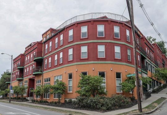 Debbie Pullen calls Cliffview Terrace home. August 11, 2019