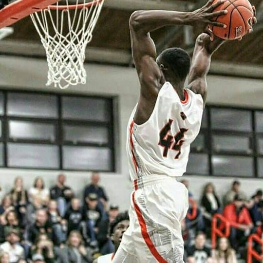 Four-star center Mady Sissoko, originally from West Africa, committed to MSU on Tuesday night.