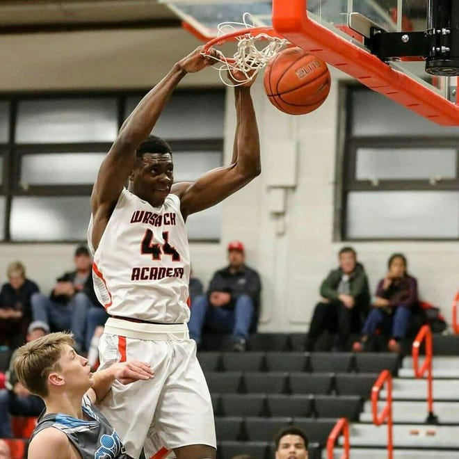 Four-star center Mady Sissoko committed to Michigan State on Tuesday night.
