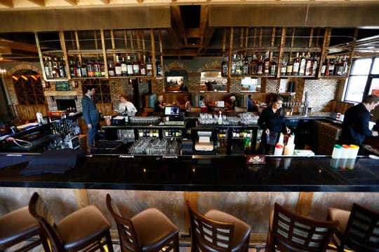 A look inside Moondance Grill in Germantown.