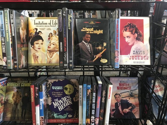 Black Lodge has 20,000-plus titles on DVD and Blu-ray available. After a five-year hiatus, the movie rental store reopened Friday, Sept. 6, 2019, in a new location near Crosstown Concourse.