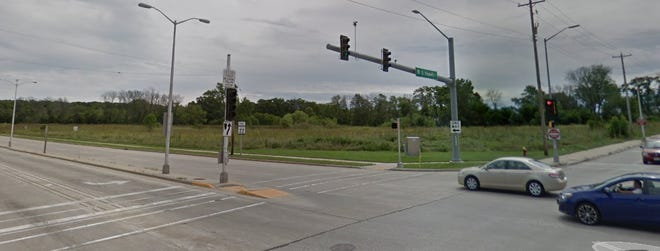 A large Oak Creek site at West College and South Howell avenues is being targeted for development.