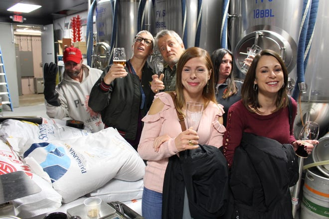 The Explorium Brewpub offers tours of its brewhouse.