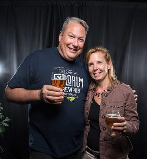 Mike and Joan Doble open The Explorium Brewpub Third Ward at 143 W. St. Paul Ave. It's the second location for the brewpub. The original Explorium Brewpub opened in Greendale in 2017.