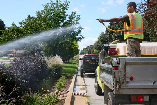 Blue Skies Landscaping is among the employers involved in a Milwaukee program that accepts job candidates who come from high-trauma backgrounds.