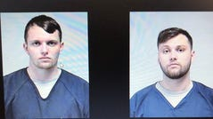 Brothers Tyler and Jacob Huffhines of Kenosha County were arrested on suspicion of ties to a major THC operation.