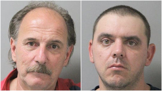 Matthew W. Hutson, 57, and Theodore Christopher Herr, 36