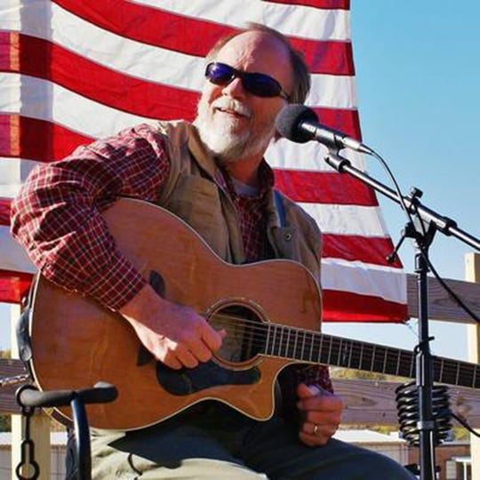 Roger Vines performs Friday at Range 231 N. as part of the NASH Next competition.
