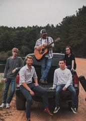 The Ryan Waters Band performs Friday at Range 231 N. in the NASH Next competition.