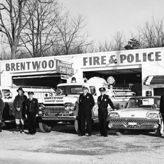 The Brentwood Police Department has operated out of city hall since 1987. It's now breaking ground on a 56,000 square-foot headquarters on Heritage Way.