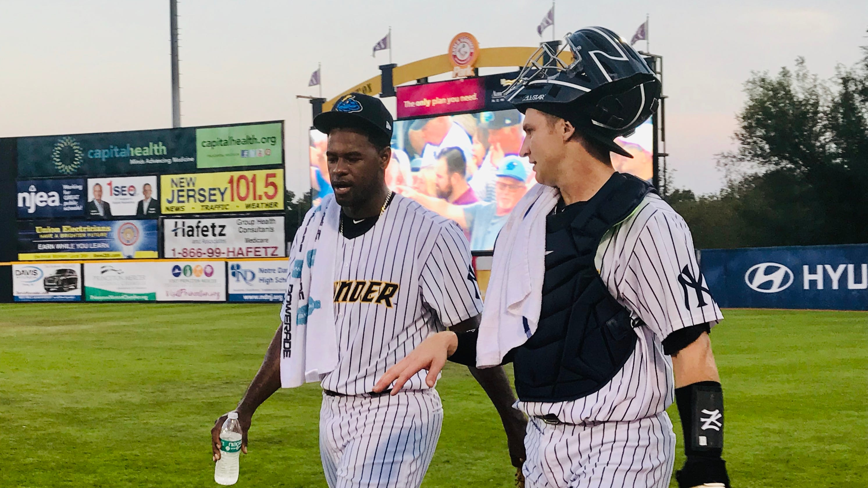 promo code cf15a a2fd4 Luis Severino start for Trenton may be one step before ...