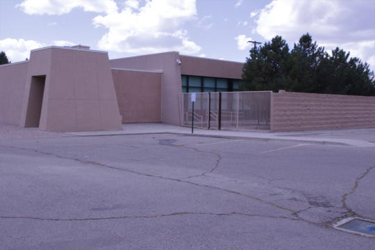 Farmington officials are negotiating with Farmington Municipal School District officials to use the property surrounding the old Tibbetts Middle School for an all-abilities park.