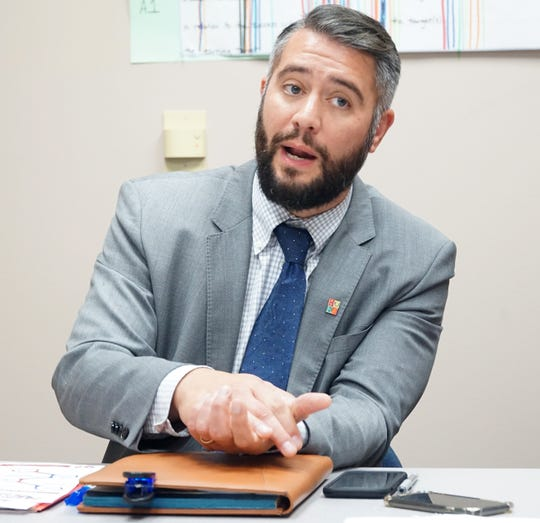 Huron Valley School District Superintendent Paul Salah talks about why the schools need a continuation of a sinking fund bond for their aging school buildings.
