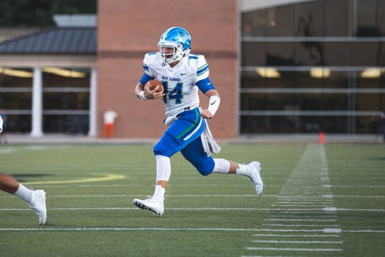 The UWF Football team opened the 2019 on the road at Carson-Newman University in Jefferson City Tennessee on Sept. 5. The Argos, coming of a 6-5 season in 2019, defeated the Eagles last year at home in Pensacola. Crucial mistakes led to a different result for the beginning of the Argo's fourth season however, as they ran out of time on a last second effort, and lost 20-13.
