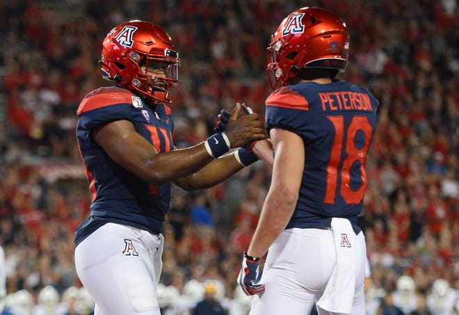 We could see a lot of scoring in Saturday's Arizona vs. Texas Tech college football game.