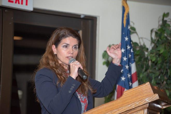 Councilwoman Regina Romero