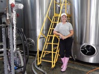 Megan Greenwood of Greenwood Brewing