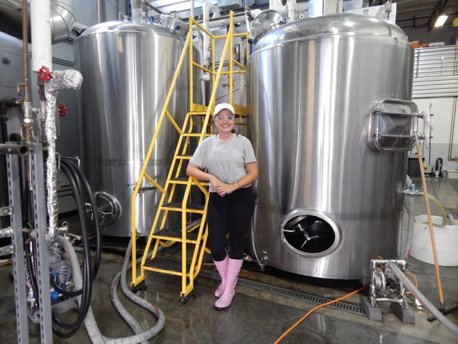 Megan Greenwood of Greenwood Brewing