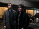 """Ansel Elgort as Theo and Aneurin Barnard as Boris in """"The Goldfinch."""""""