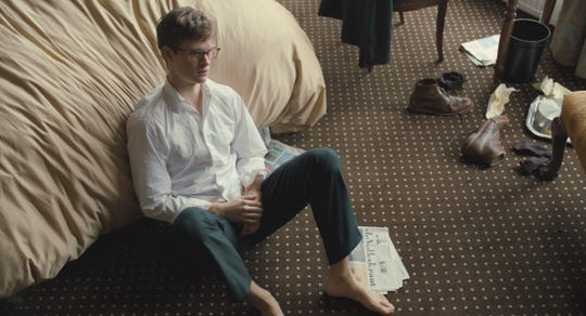 """Ansel Elgort stars in """"The Goldfinch."""""""