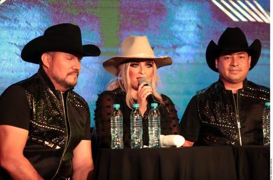 La vocalista aseguró que la han comparado con Alicia Villareal.