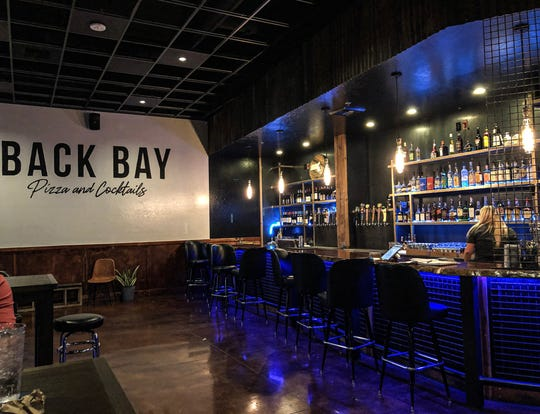 The new Back Bay Pizza & Cocktails in downtown Reno occupies the space that most recently housed Wild Garlic Pizza (and, before that, Fuego for Tapsa & Vino).