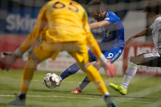Reno 1868 FC beat Tacoma Defenders  509 at Greater Nevada Field on Tuesday.