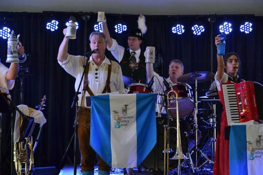The Genesee Valley Band will return to Fairport Oktoberfest in 2019.