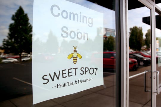 Sweet Spot, coming soon near Commercial St. SE and Vista Ave. SE in Salem on Sep. 11, 2019.
