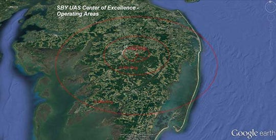 Proposed SBY Drone Center for Innovation