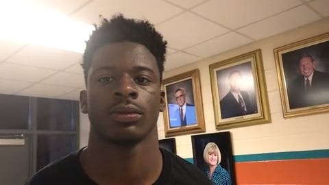 Northwood's Detraveon Brown tells who is recruiting him